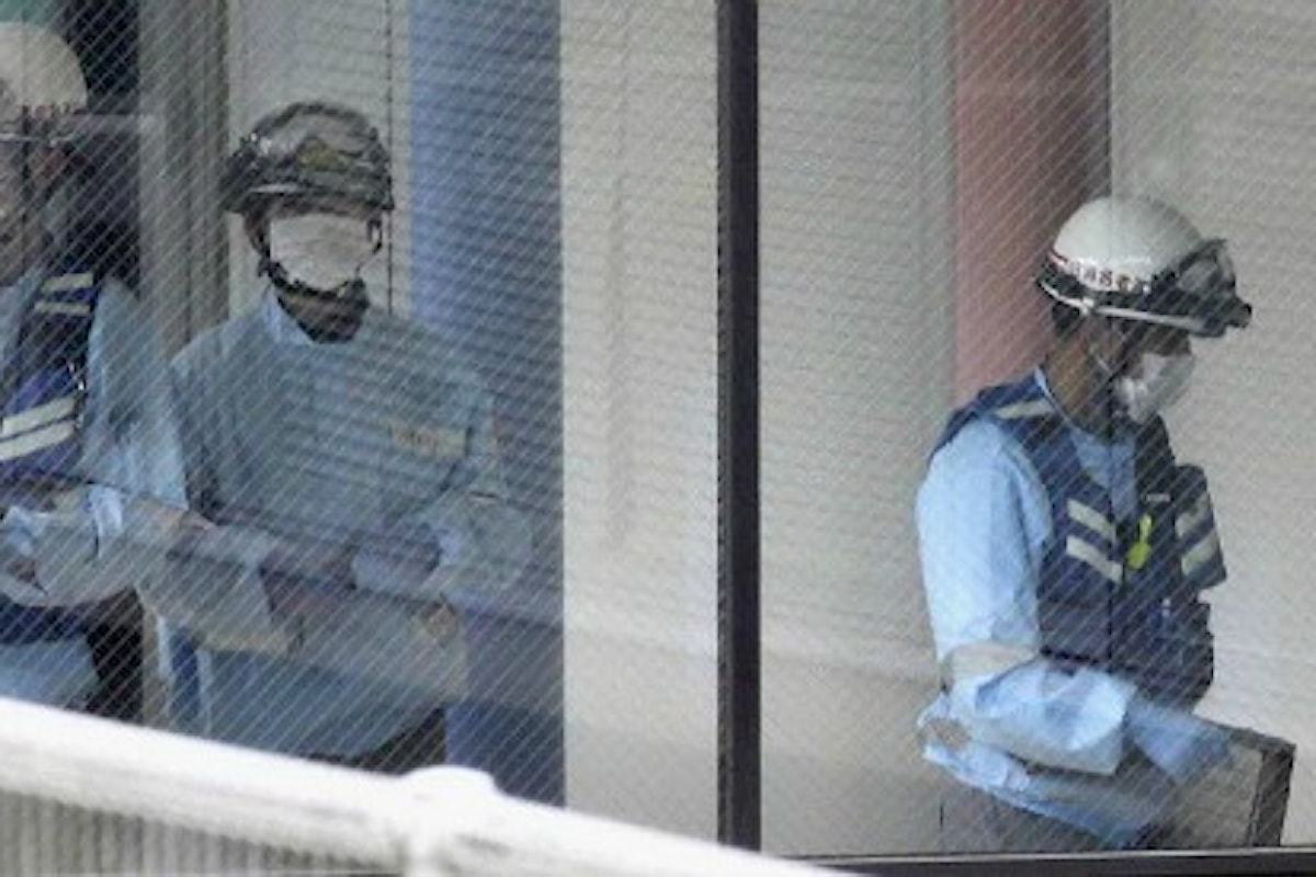 LIBERIAMO IL MONDO DAI DISABILI - Giappone, ragazzo di 26 anni ne uccide 19 e ne ferisce altri 25