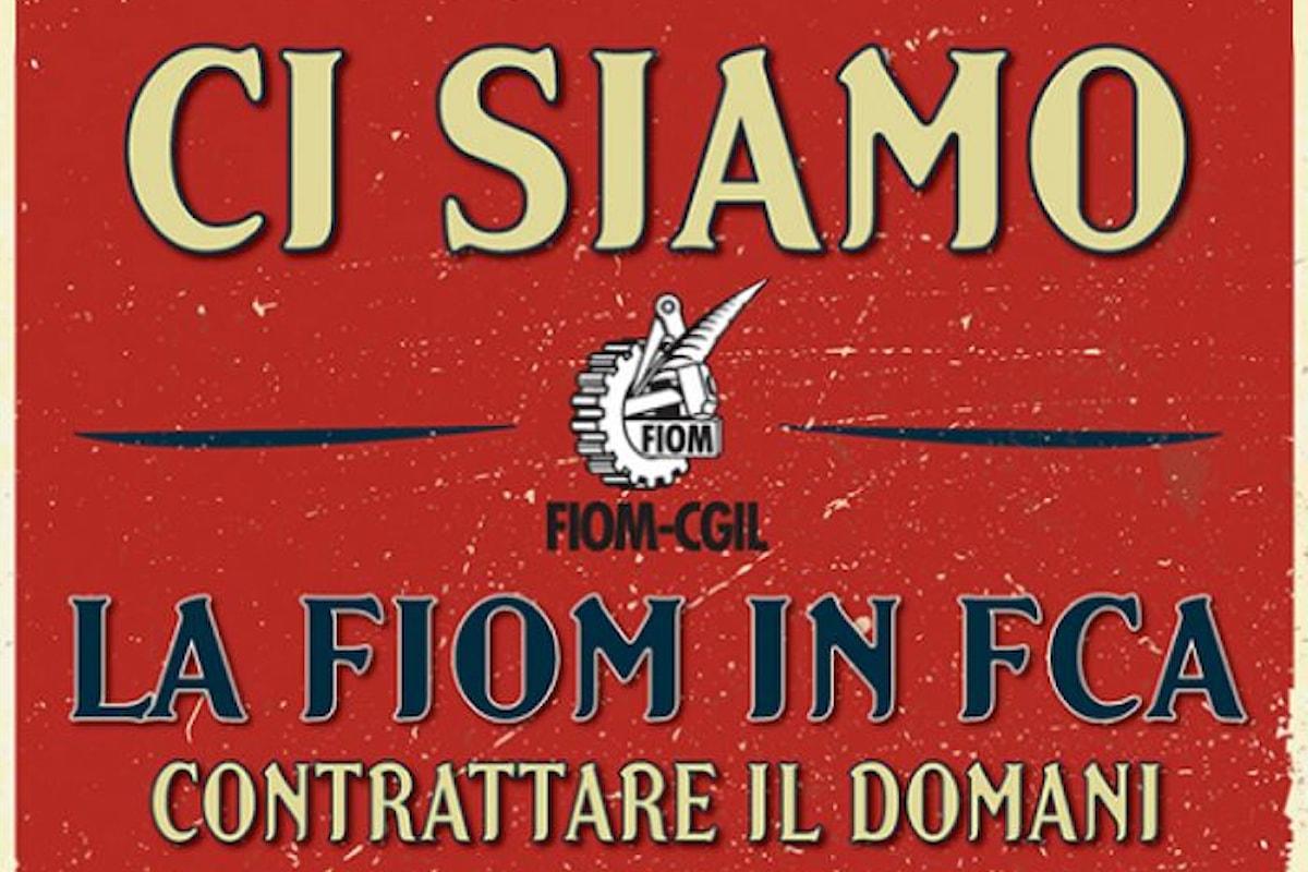 Fiom-Cgil a Napoli per parlare del futuro di Fca