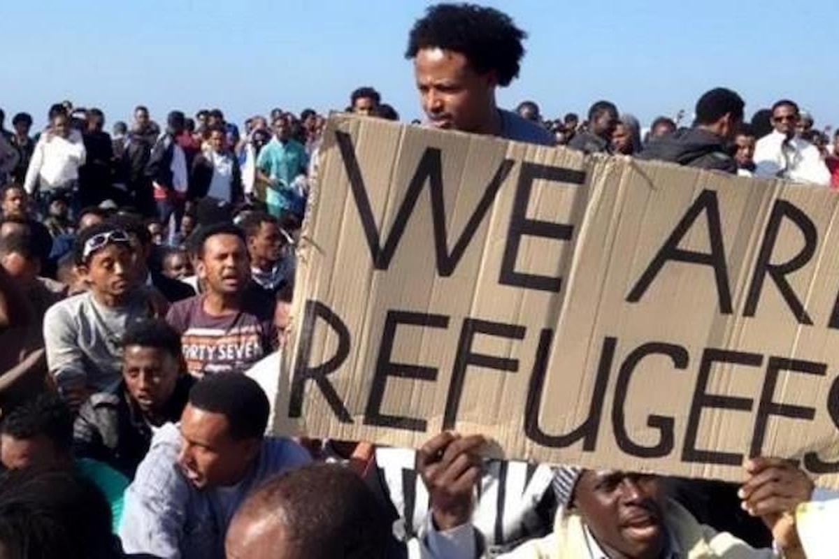 20 giugno, Giornata Mondiale del Rifugiato