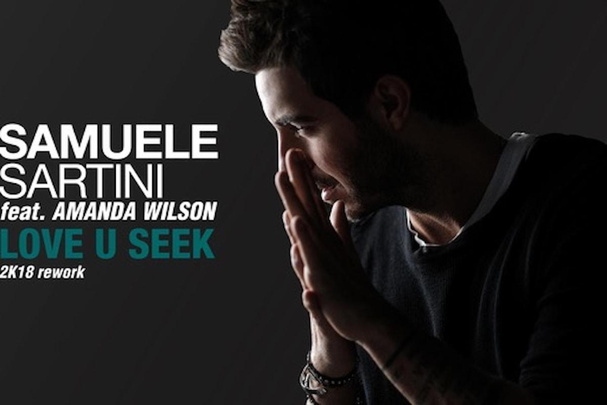 Samuele Sartini - Love U Seek ft. Amanda Wilson (ReWork 2018) funziona