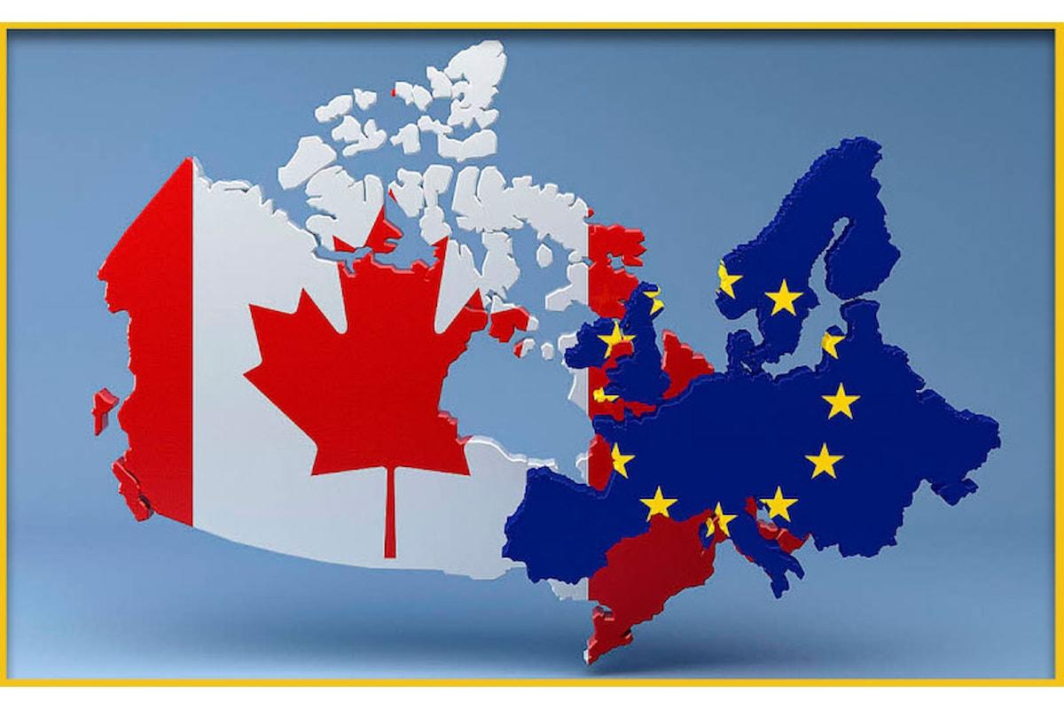 Zitti zitti il CETA è servito
