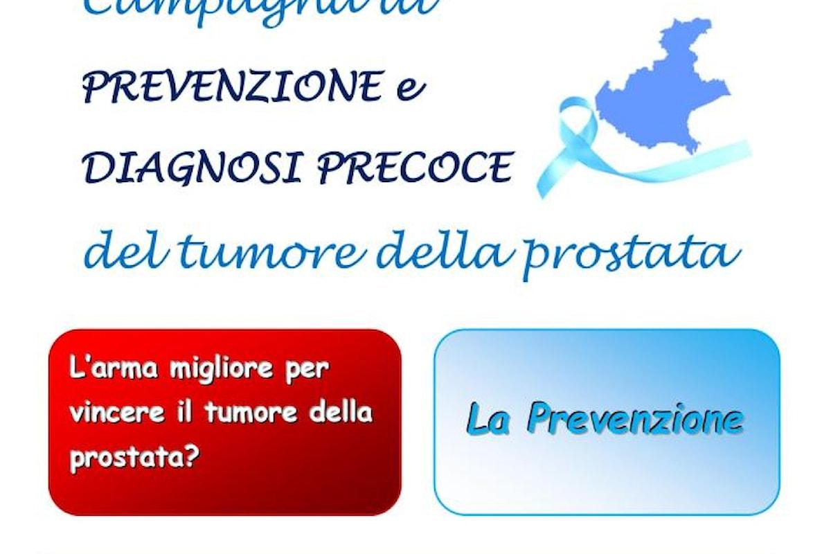 """""""Veneto Azzurro"""", al via la campagna contro il tumore della prostata"""