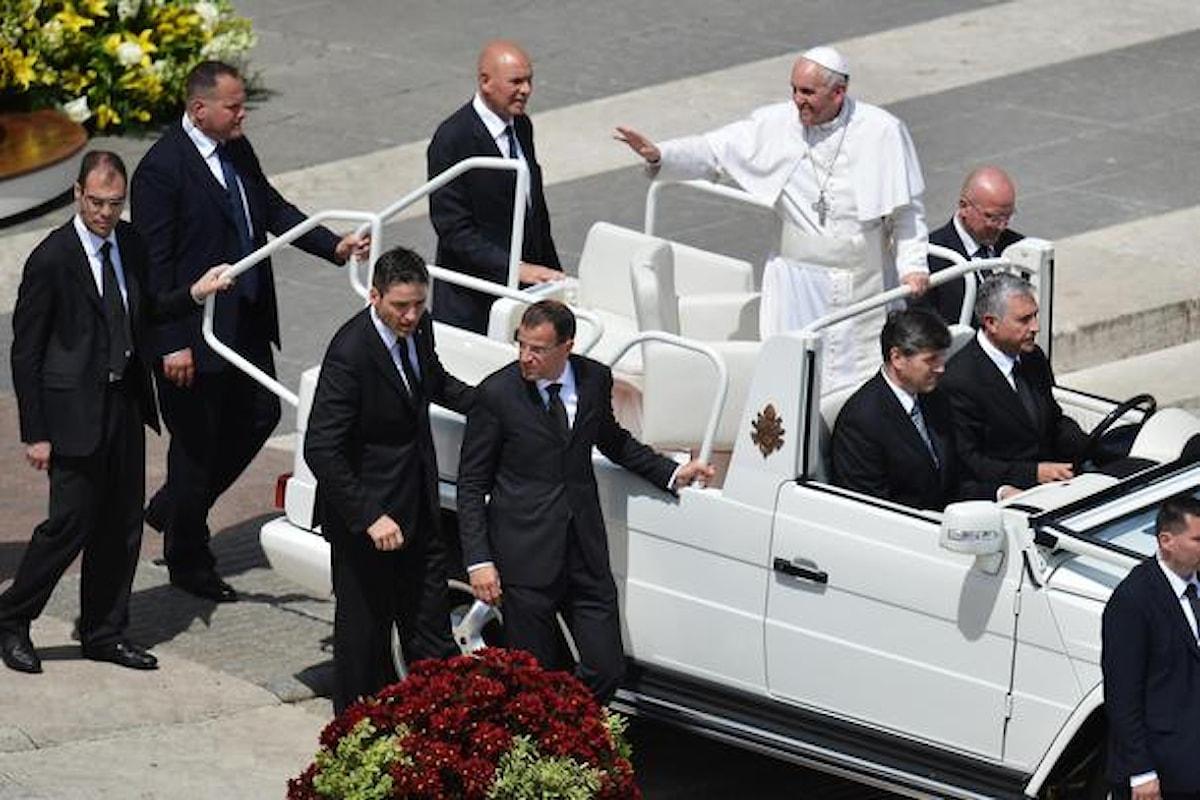 Visita del papa in Cile, non sembra che i cileni gradiscano