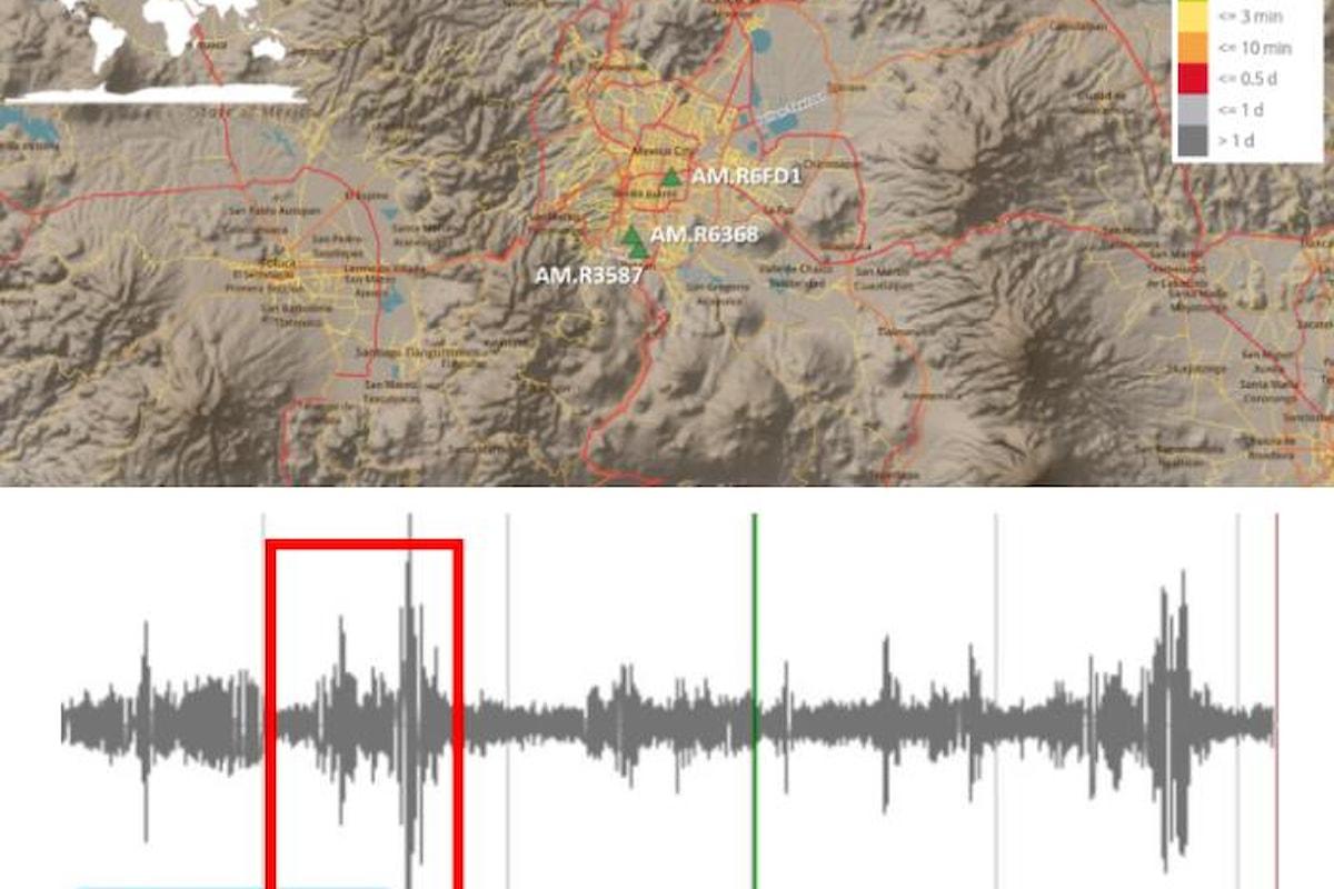 Il gol di Lozano alla Germania provoca un terremoto artificiale a Città del Messico