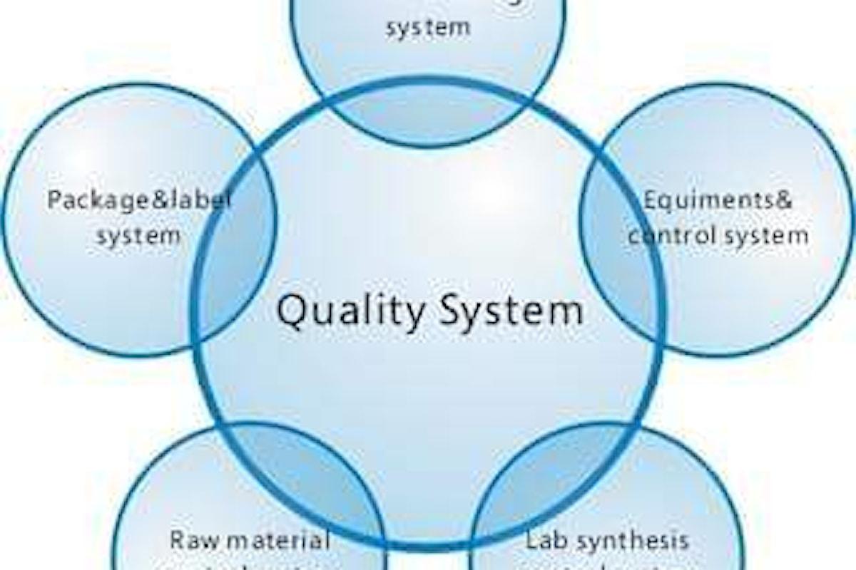 Gli elementi della qualità