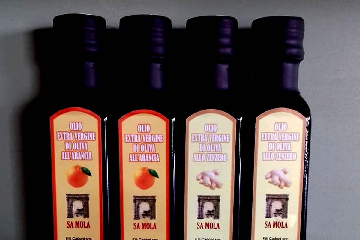Olio aromatizzato all'arancia o allo zenzero? Usi in cucina