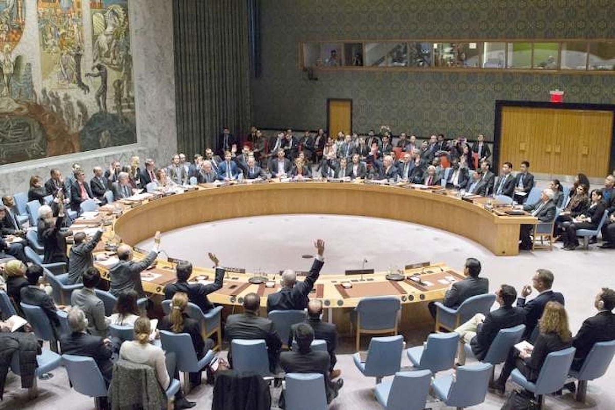 Gli USA si astengono nella votazione di una risoluzione ONU contro Israele