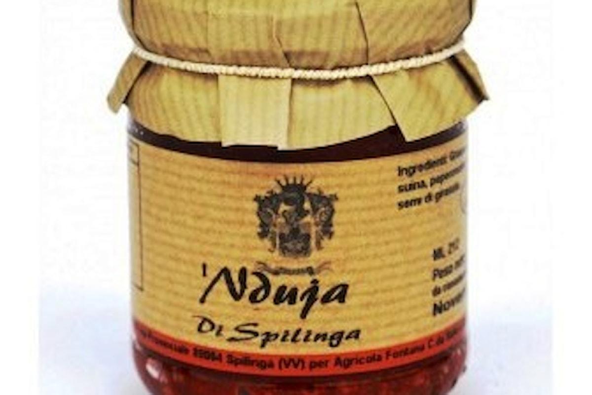 Le infinite virtù della Nduja Calabrese in vasetto