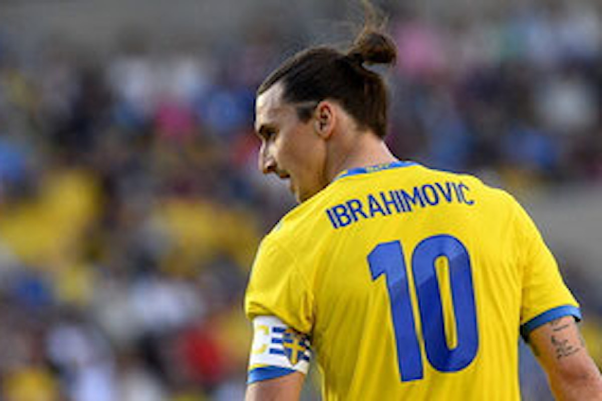Le 11 frasi più famose di Zlatan Ibrahimovic