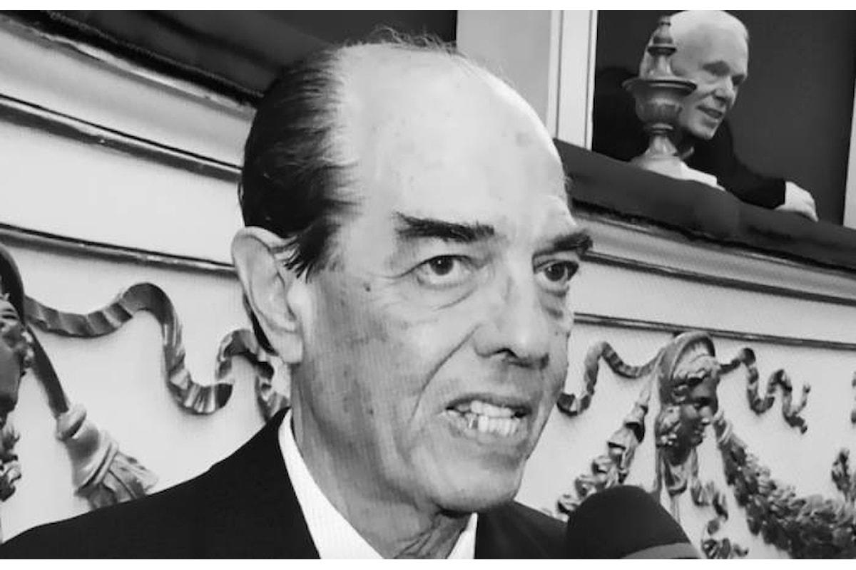 Muore Gian Marco Moratti, numero uno di Saras. Aveva 81 anni