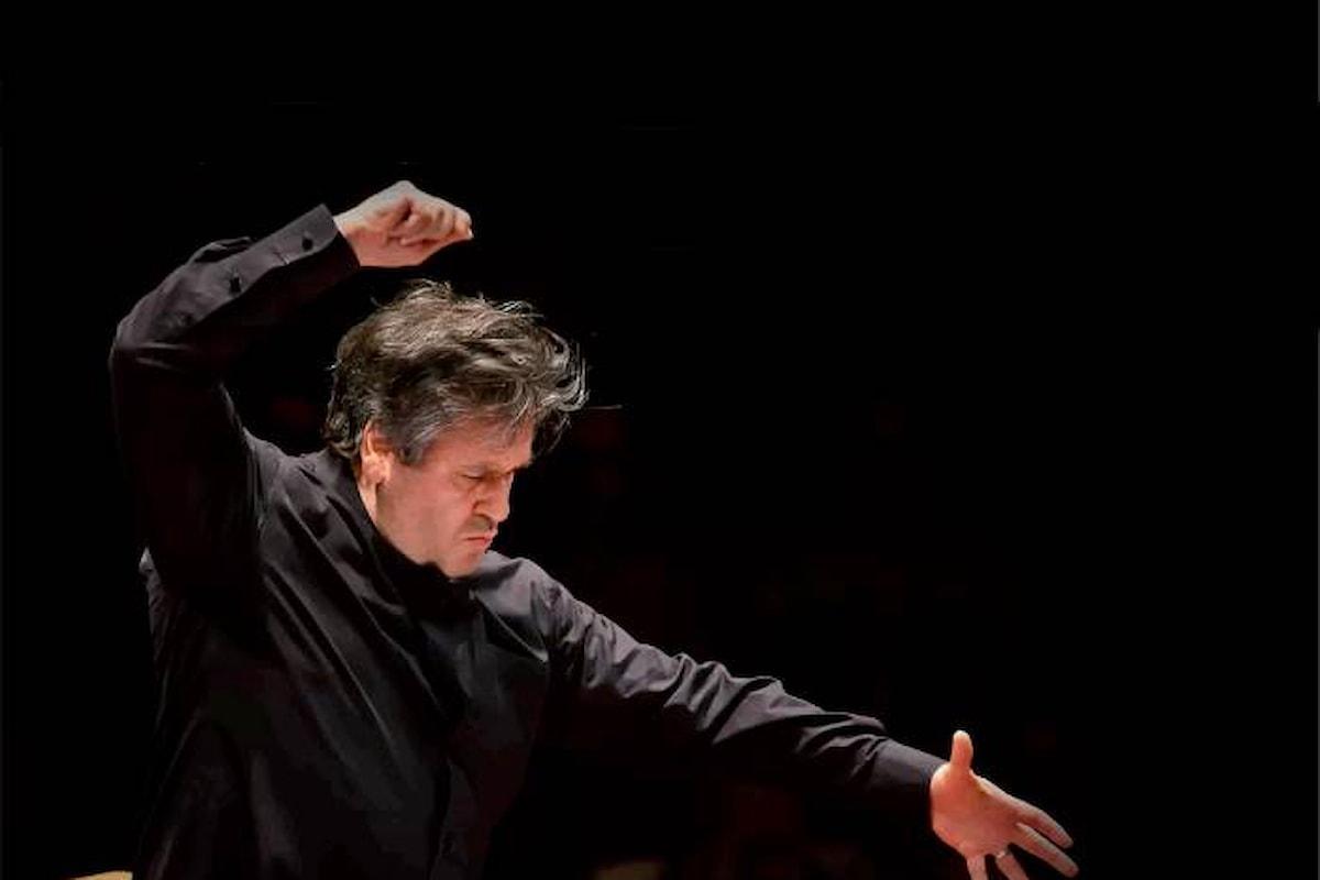 Il 13 agosto Antonio Pappano dirigerà l'Orchestra Filarmonica di Benevento in un concerto a Castelfranco in Miscano, paese d'origine dei suoi genitori