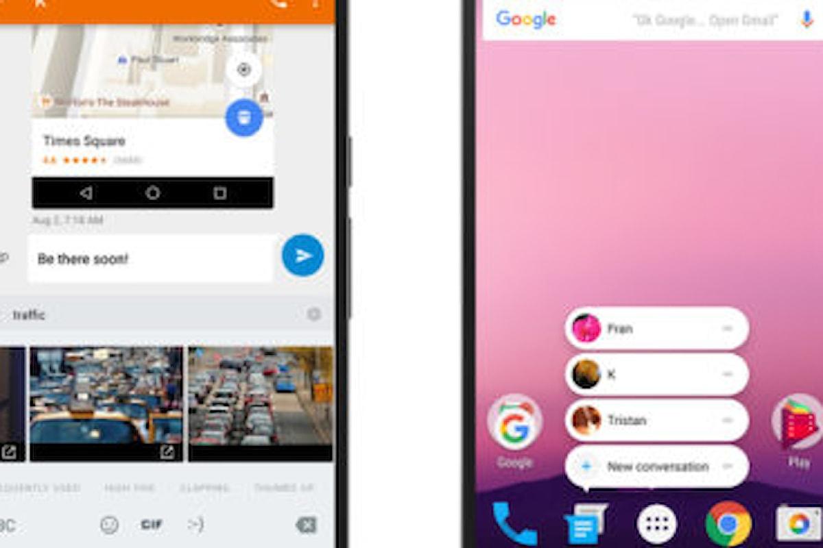 Rilasciato questo mese Android 7.1 Nougat