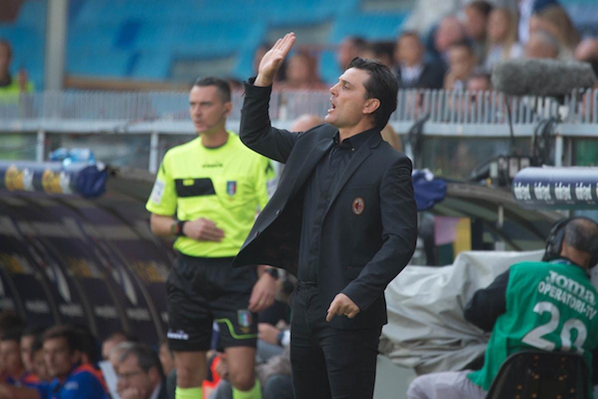 Nicchi difende la Var e attacca Montella