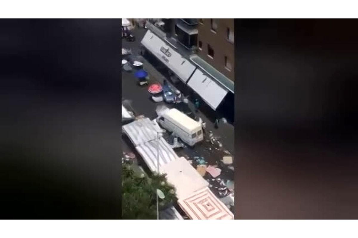 Nota di protesta del Movimento Sociale FT dopo la rissa alla Fiera di Catania