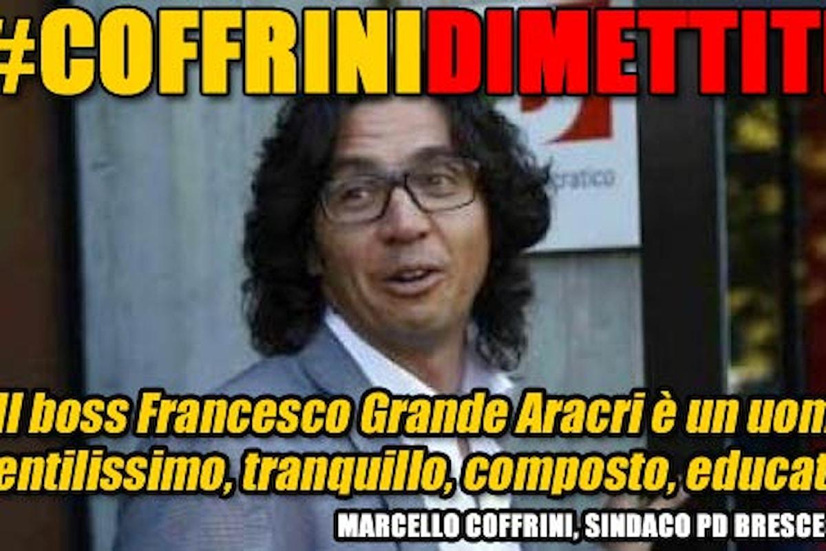 I 5 stelle rispondono su Quarto, chiedendo le dimissioni del sindaco PD di Brescello, Coffrini