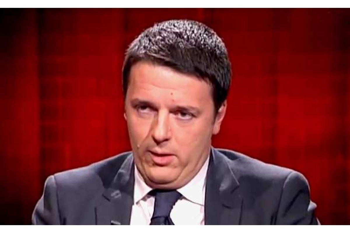 Renzi risponde a De Magistris parlando «di cose vere, serie, grandi»