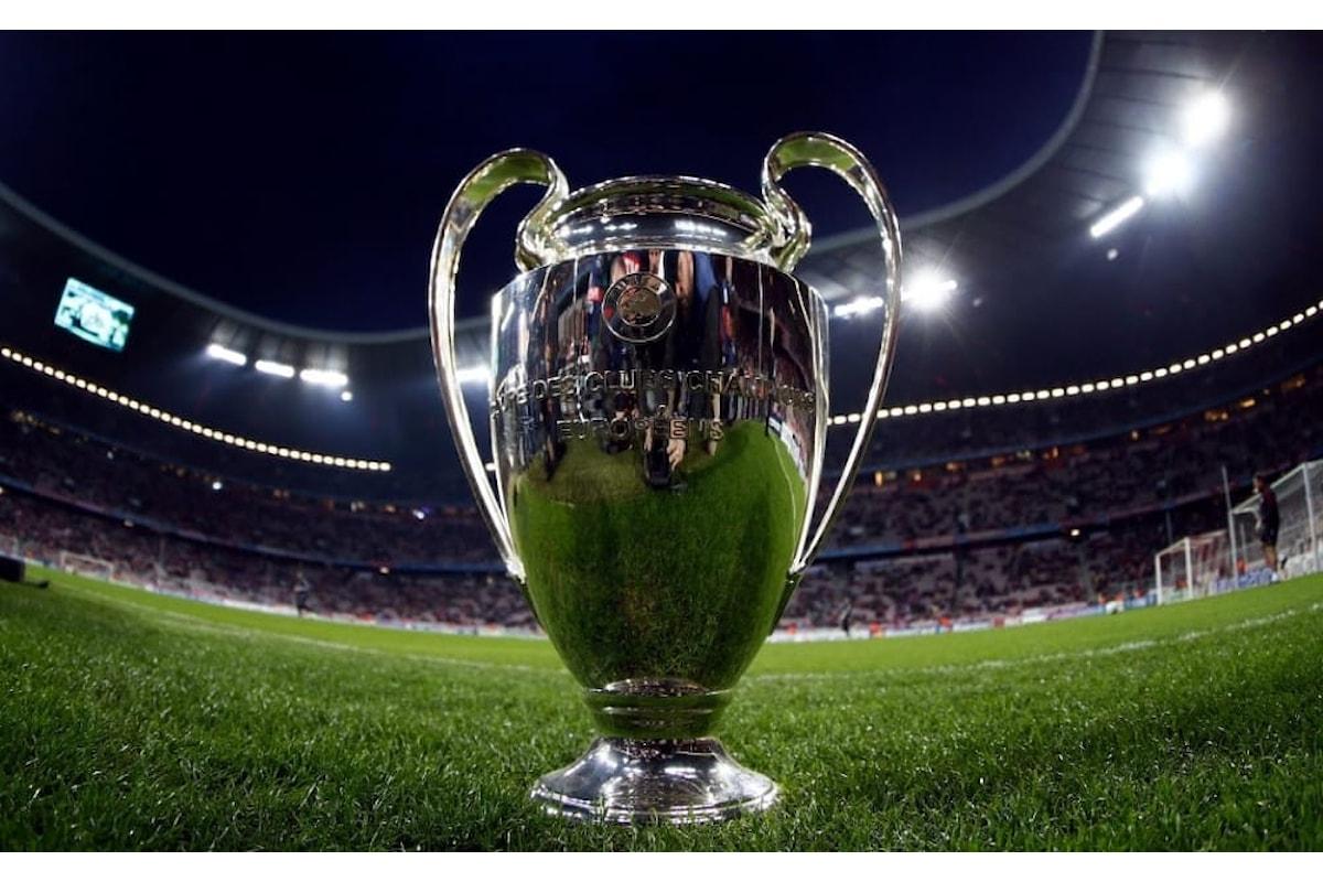 Il calendario delle partite di mercoledì del terzo turno di Champions League