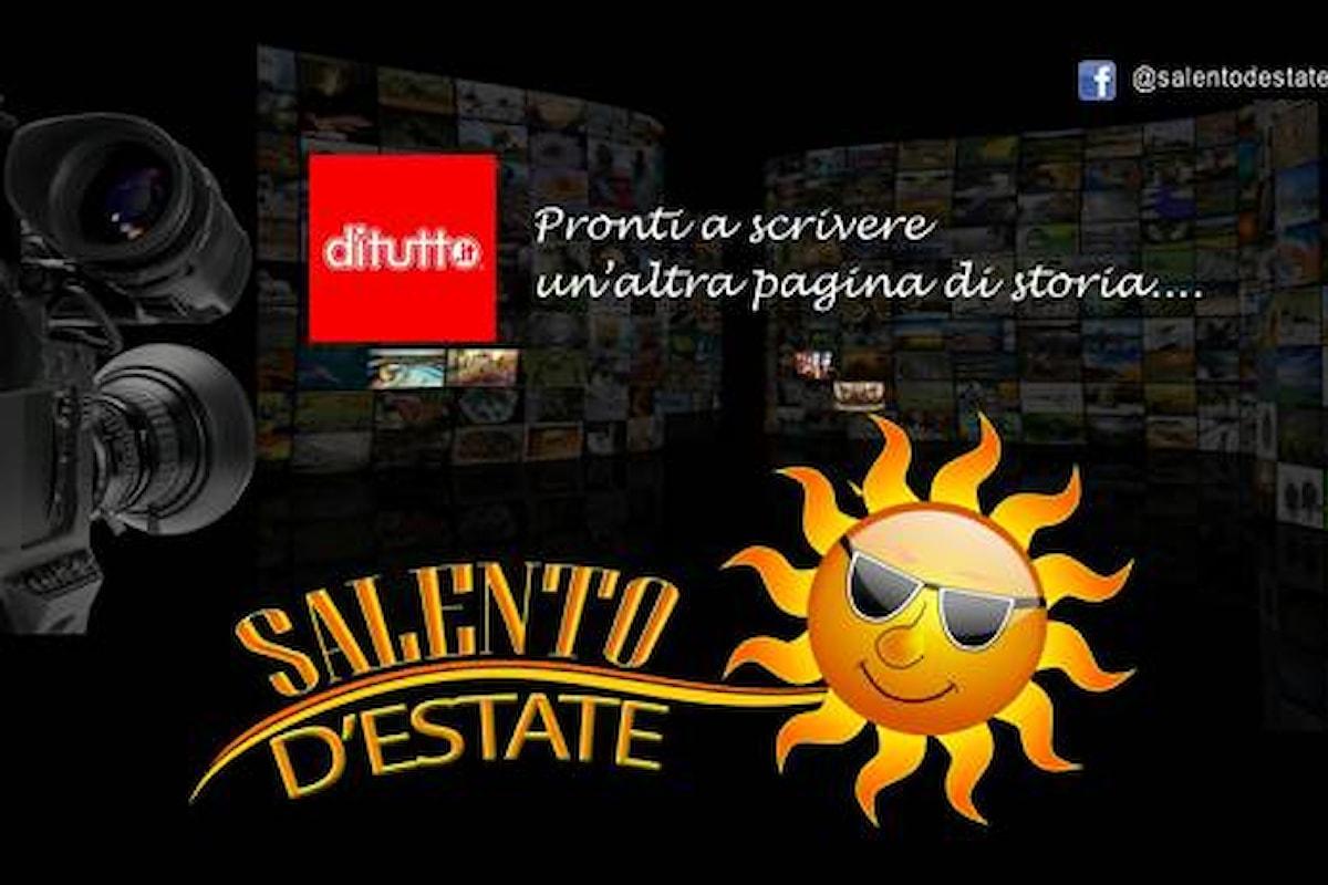 Salento d'estate, parte ufficialmente da LecceArredo il progetto televisivo firmato DiTutto