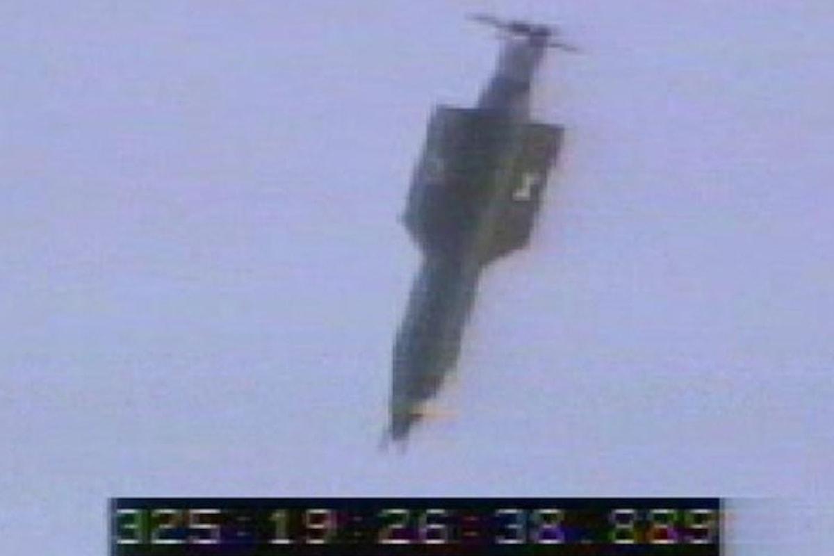 Gli USA lanciano in Afghanistan per la prima volta un ordigno GBU-43 MOAB, la madre di tutte le bombe