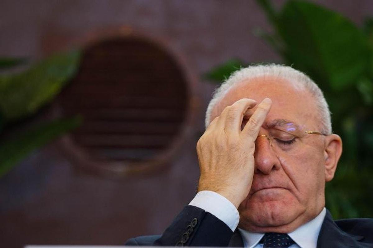 Minniti si ritira, De Luca: «Uaglio' ma che cazz' a fatt'?»