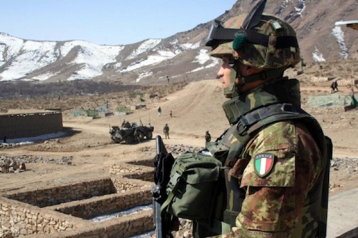 Afghanistan, Alpini della Taurinense partiti in missione