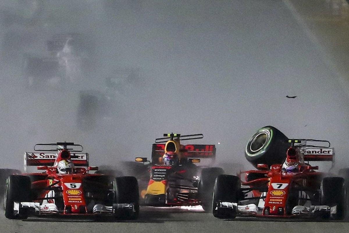 F1, Verstappen attacca duramente Vettel