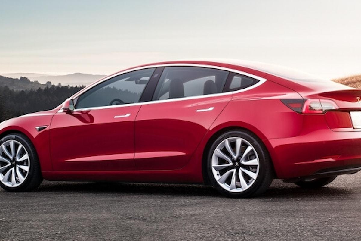 L'auto elettrica dei sogni...