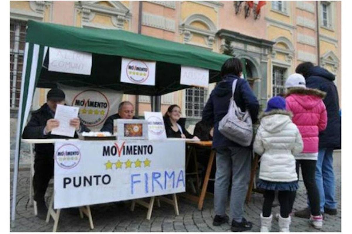 Sabato 11 giugno 2016 saremo nelle piazze di Serrastretta e carlopoli a raccogliere le firme per dire NO alle riforme costituzionali di Renzi e della Boschi. Vi aspettiamo!