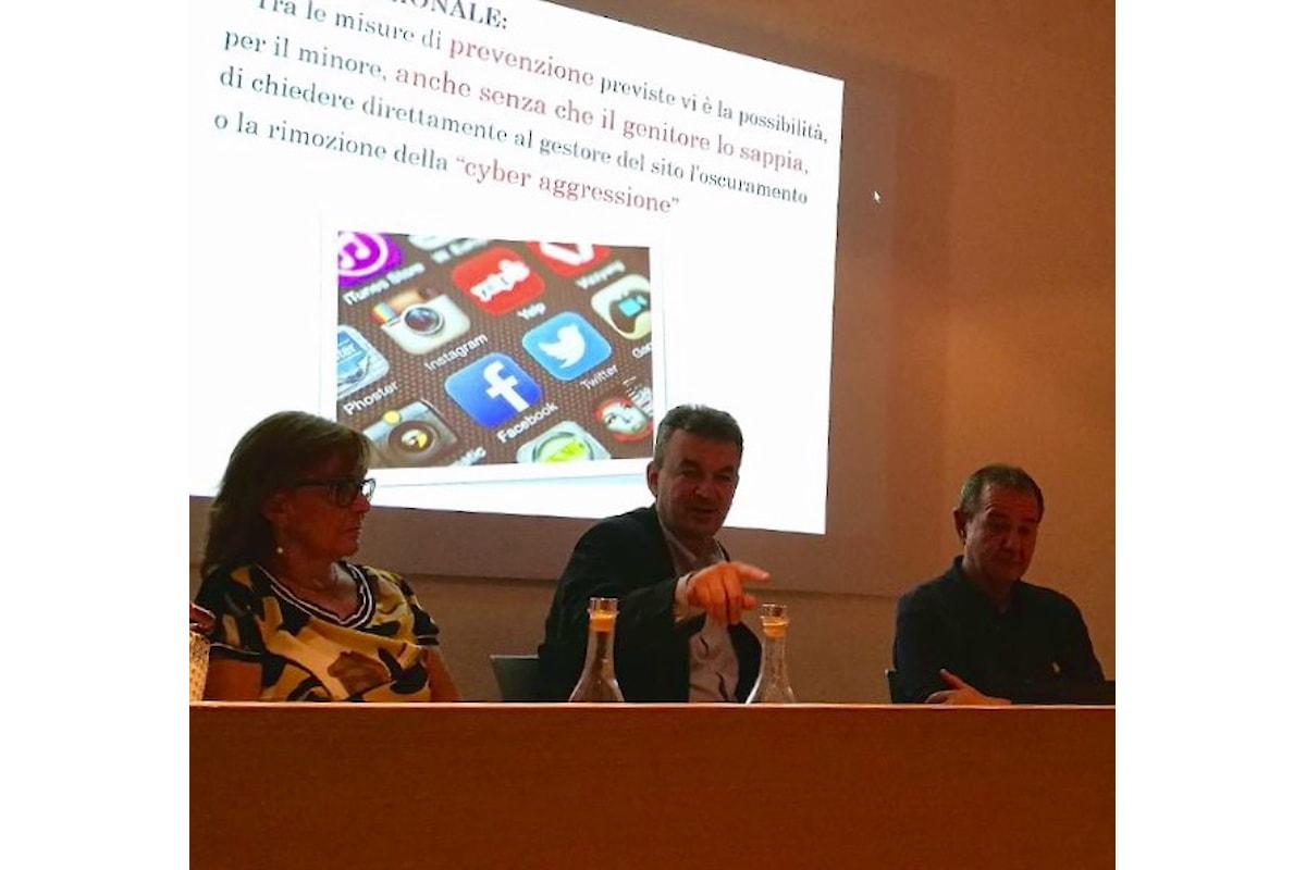 Marco Carra: il boom del bullismo e del cyberbullismo