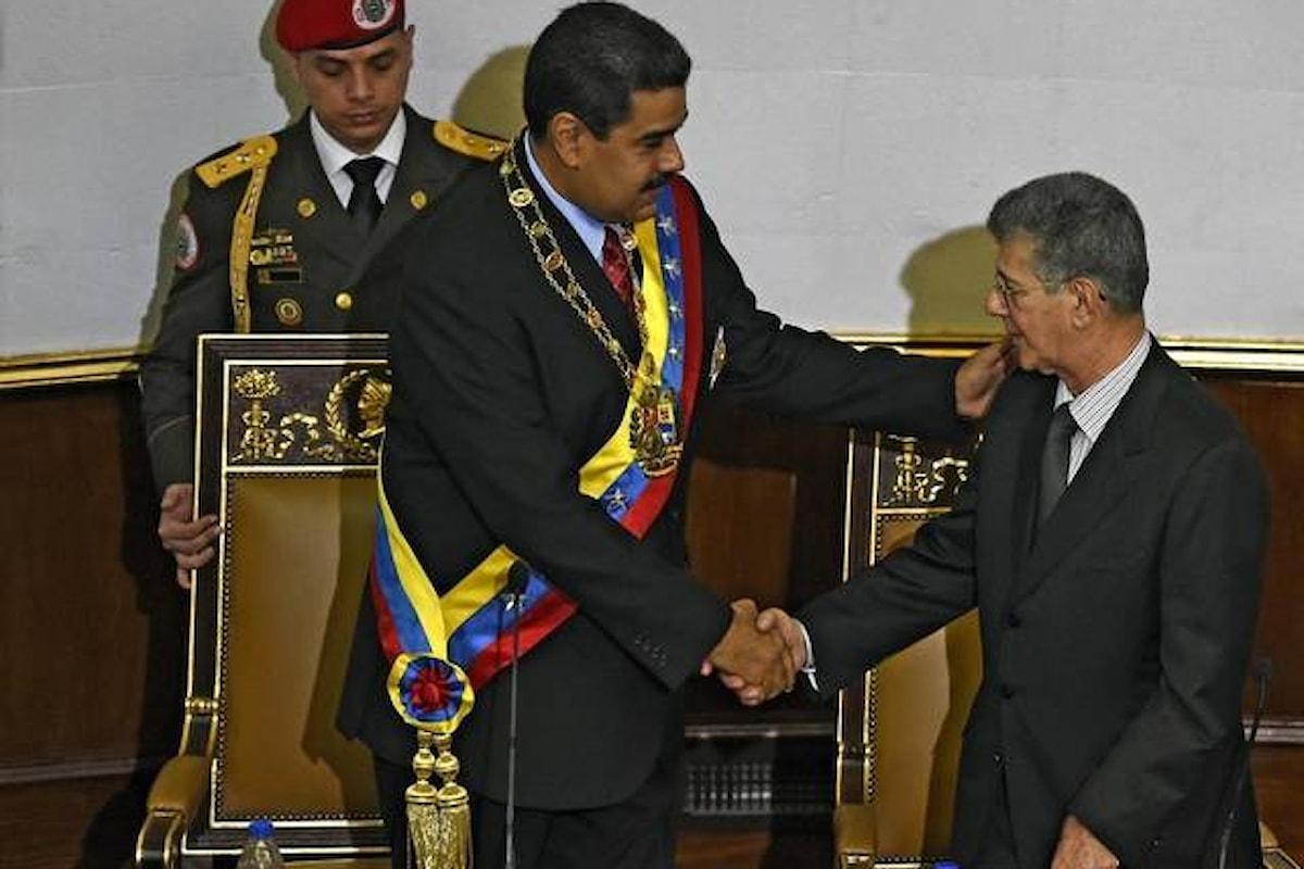 Crisi costituzionale in Venezuela. Scontro fra Corte Suprema e Assemblea Nazionale
