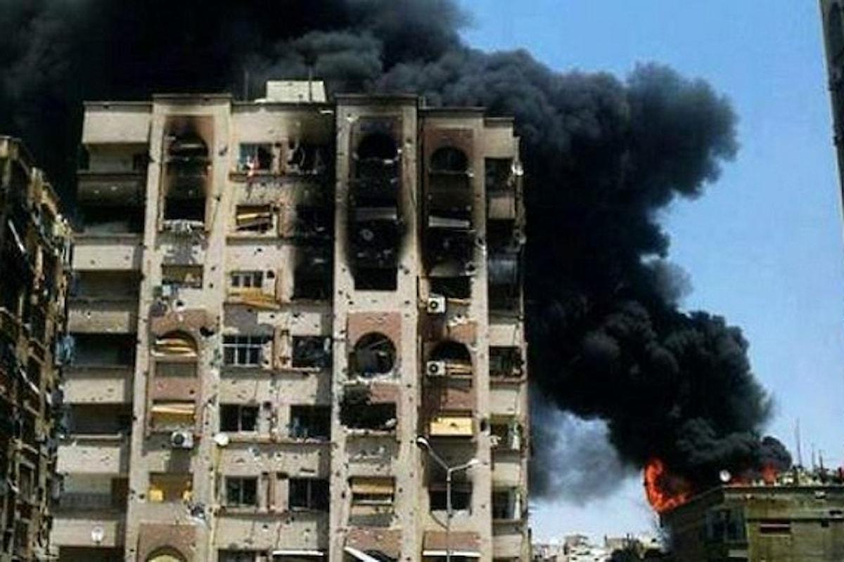 Oltre mezzo milione il numero di vittime nella guerra civile in Siria