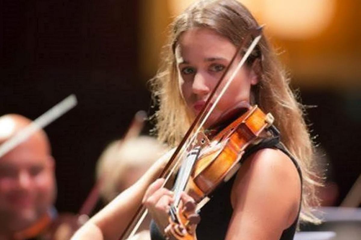 Michael Nyman e Anna Tifu al Festival della Mente di Sarzana con l'anteprima mondiale del loro Concerto per pianoforte e violino