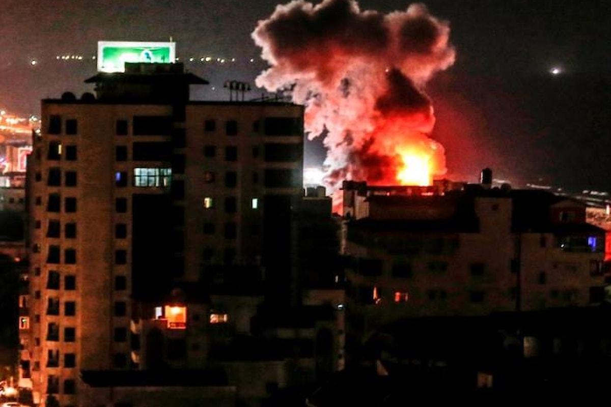 Tregua interrotta, tra mercoledì e giovedì sono ripresi i bombardamenti tra Hamas e esercito israeliano