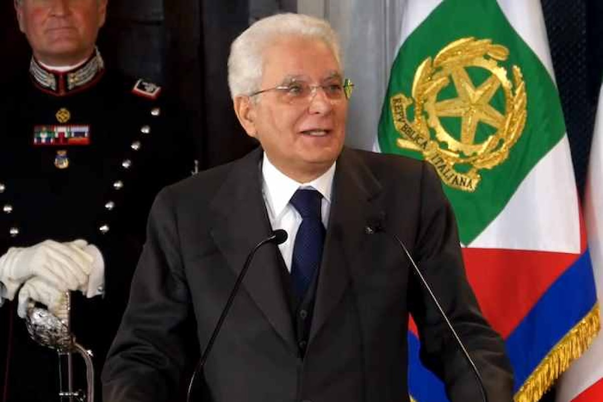 Da parte di Mattarella l'appello alla responsabilità per far partire la legislatura