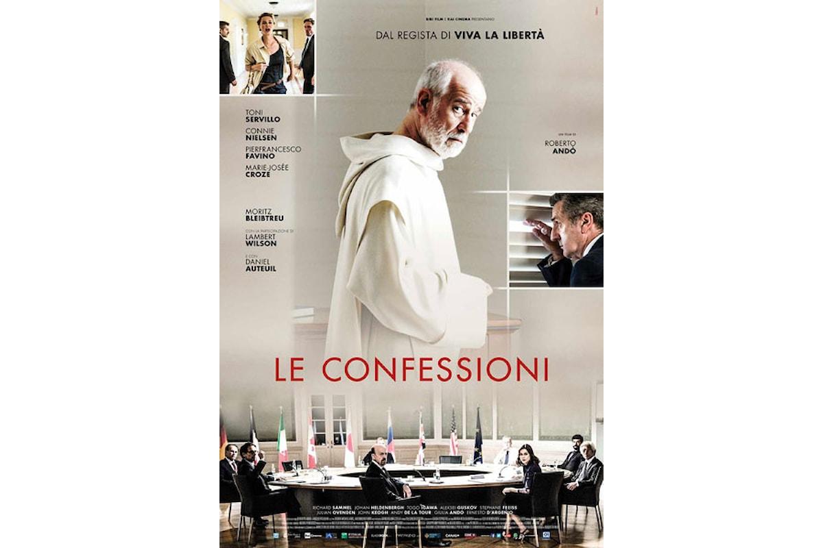 Esce oggi Le Confessioni, il nuovo film con Toni Servillo