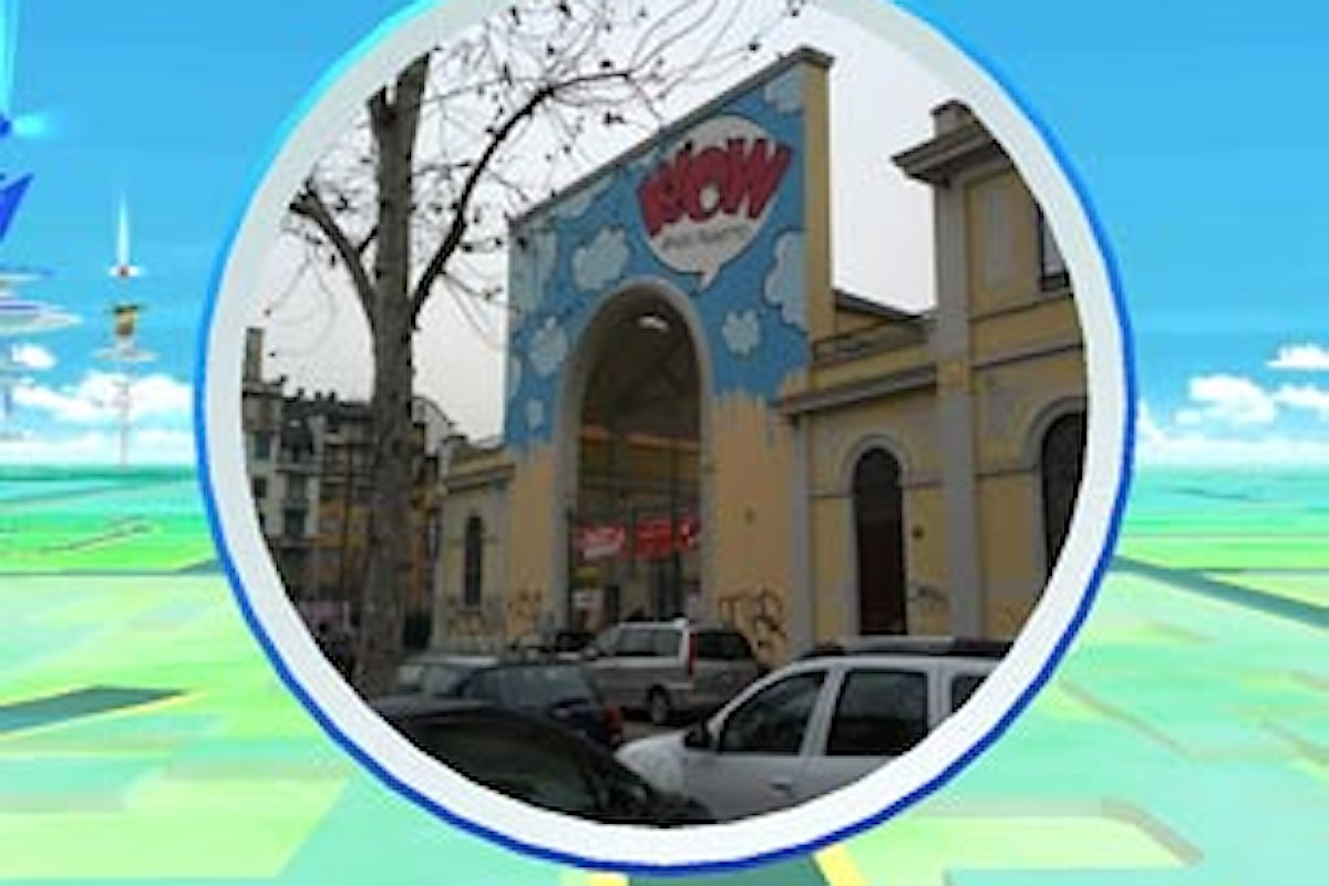 Mostre aperte di domenica a Milano: Pokémania!