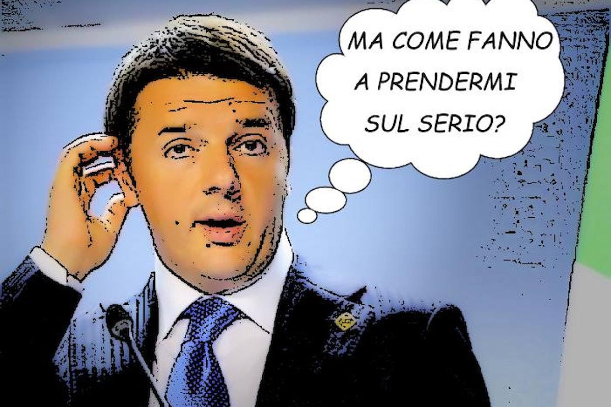 La nuova bibbia del Matteo Renzi pensiero anticipata sulla stampa