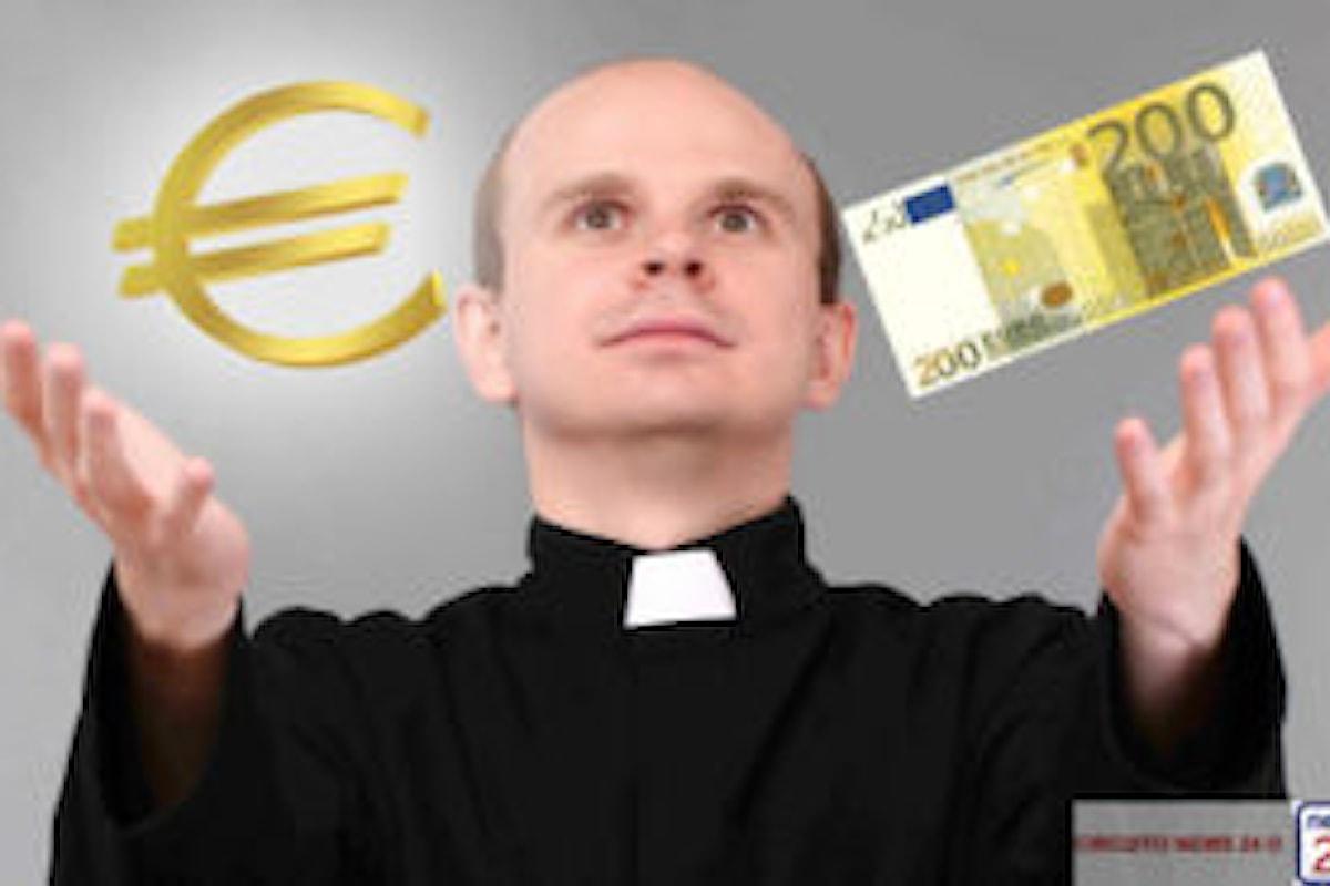 Soldi alla coop, indagato il vescovo di Sanremo
