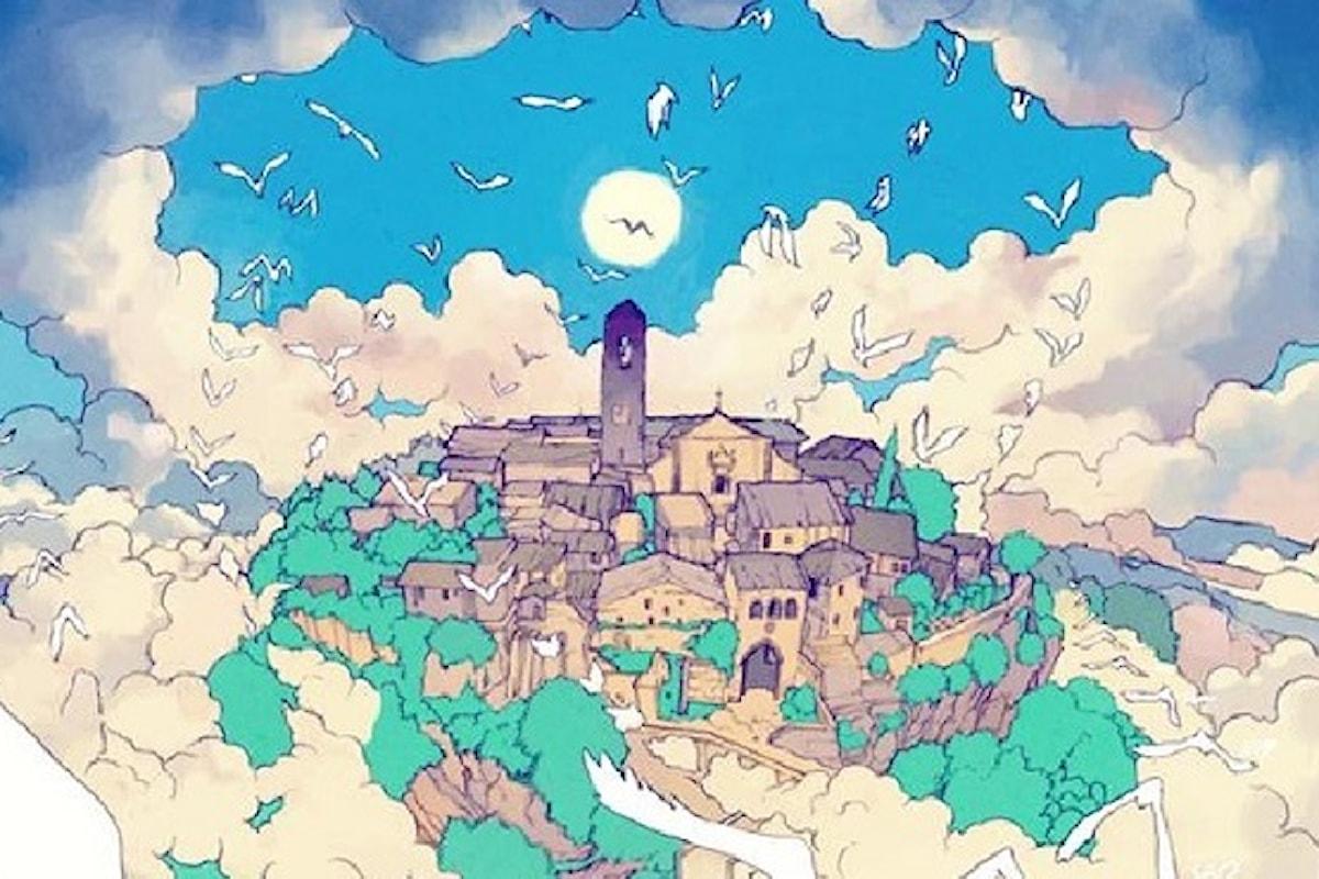 Al via la terza edizione de La Città Incantata-Meeting internazionale dei disegnatori che salvano il mondo