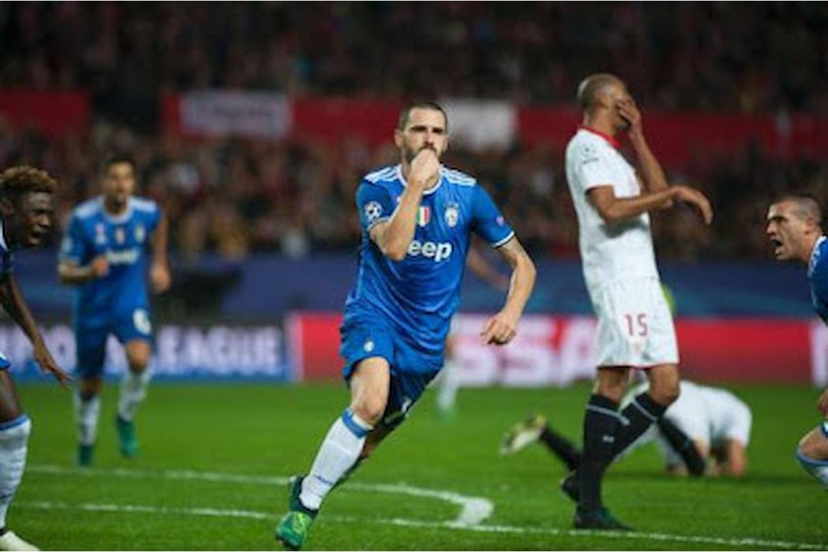 Remuntada della Juventus: i leoni bianconeri
