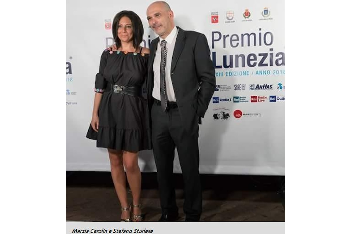 White Carpet al Premio Lunezia 2018