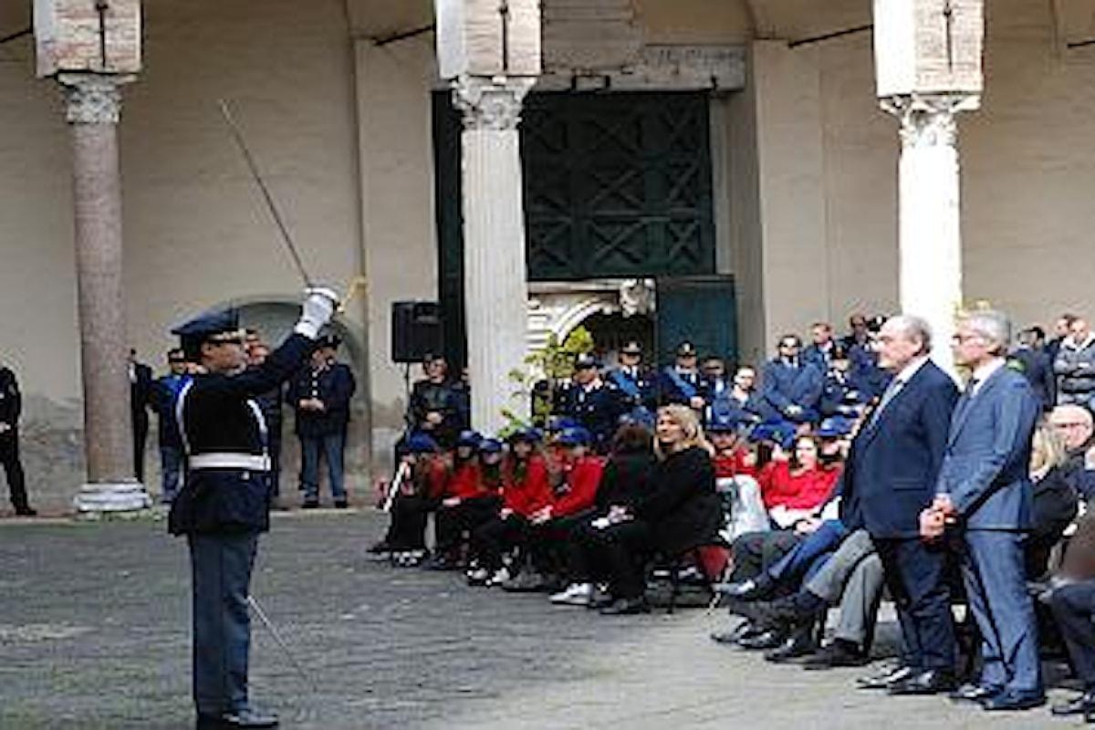 166° Anniversario della Fondazione della Polizia di Stato al Duomo di Salerno
