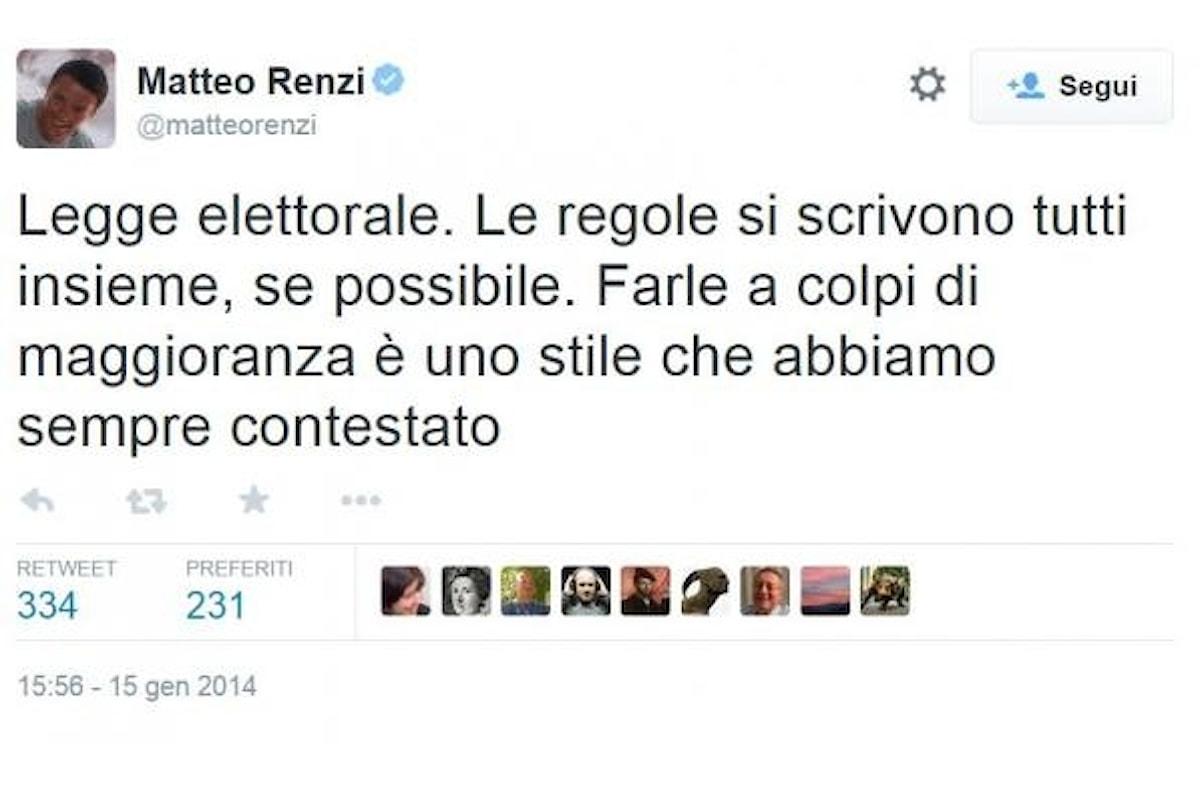 Renzi e i 60 voti di fiducia: siamo ancora una Repubblica Parlamentare?