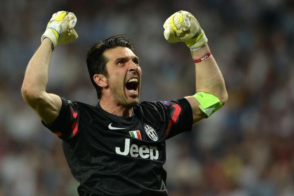 Buffon diventa leggenda, superato il record di Sebastiano Rossi