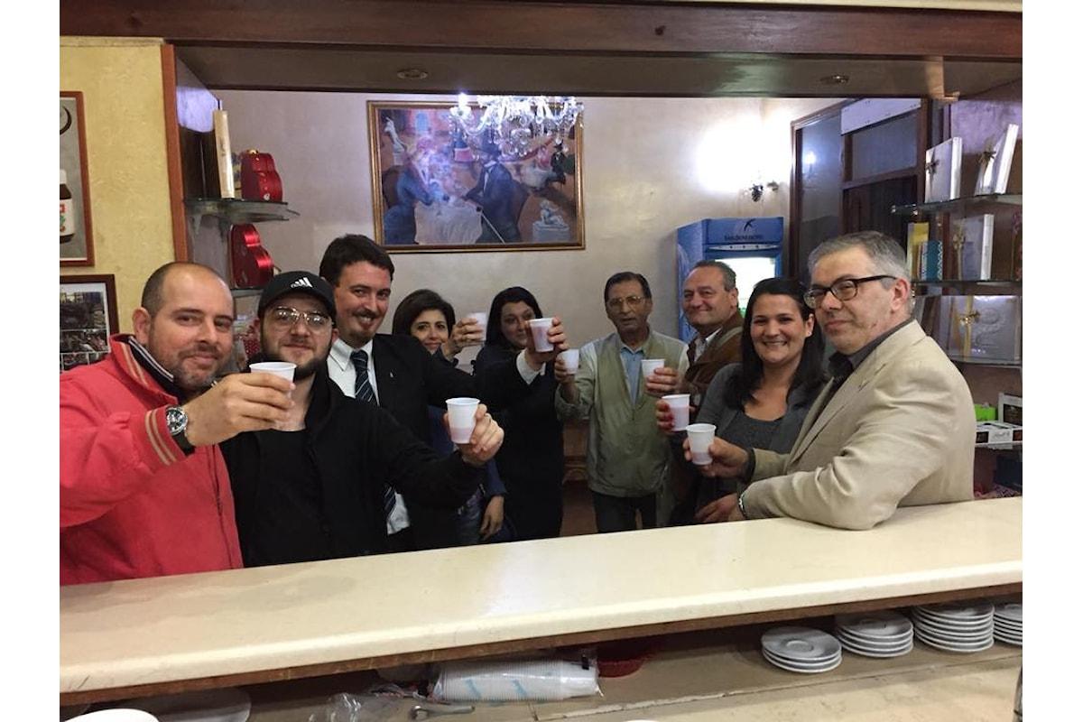 Santa Maria Capua Vetere: una comunità militante missina da prendere d'esempio!