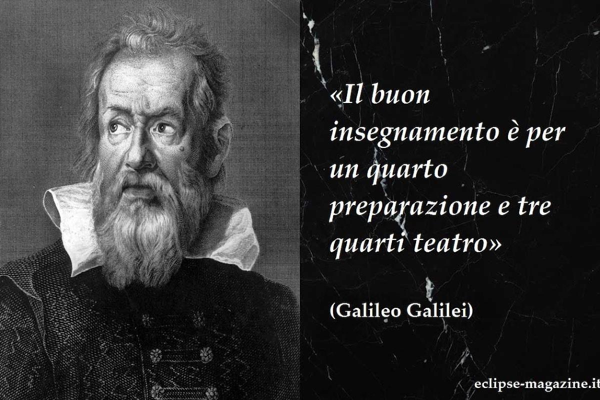 Aforisma di oggi, 18 Maggio: Galileo Galilei
