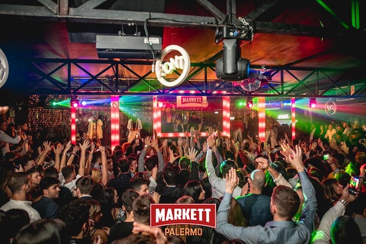 Markett torna a Palermo dopo il grande successo dell'opening di ottobre