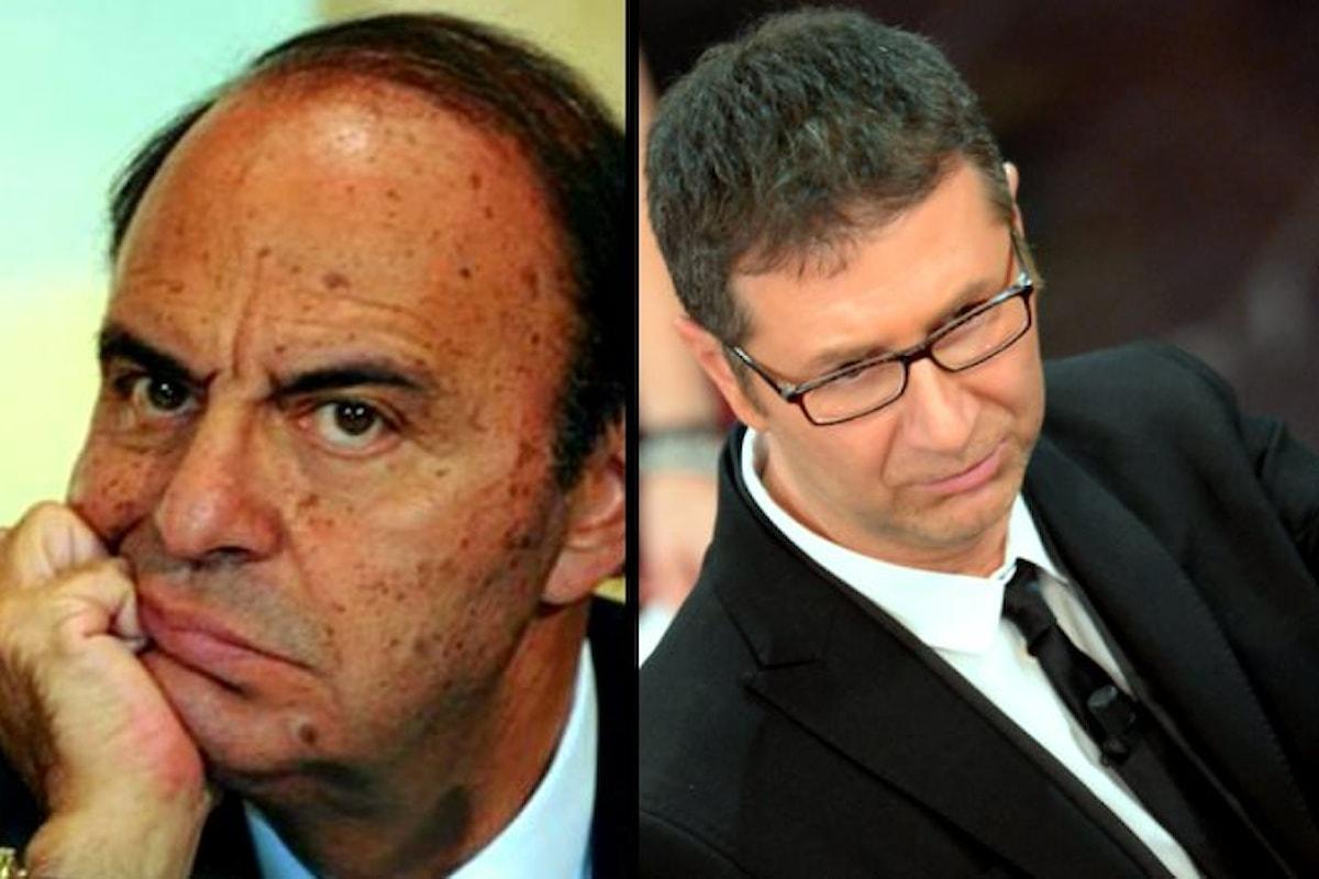 Una volta per tutte: Fazio e Vespa sono degli intrattenitori e le loro trasmissioni dei varietà... ma anche no!