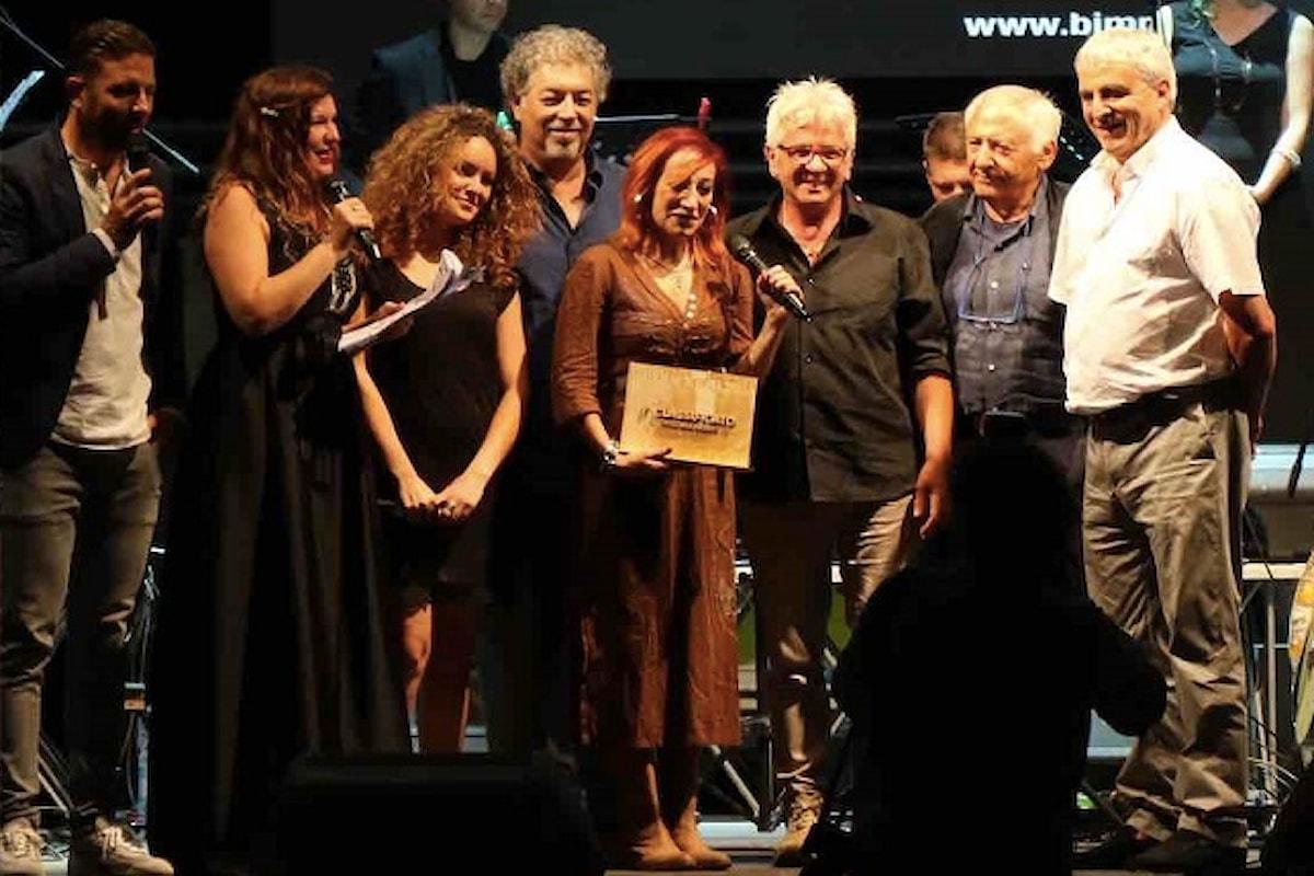 Si è concluso il Bim Music Network. Mogol ha scelto i vincitori per un podio tutto al femminile.