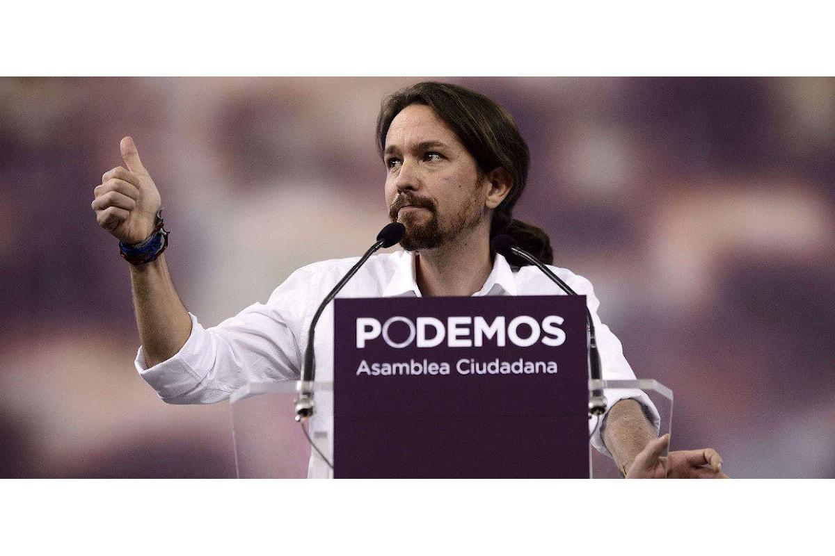 Elezioni Spagna, si profila un nuovo nulla di fatto; Podemos in crescita